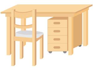 勉強に集中するには椅子が重要!
